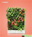 锦上添花 移动智能植物墙
